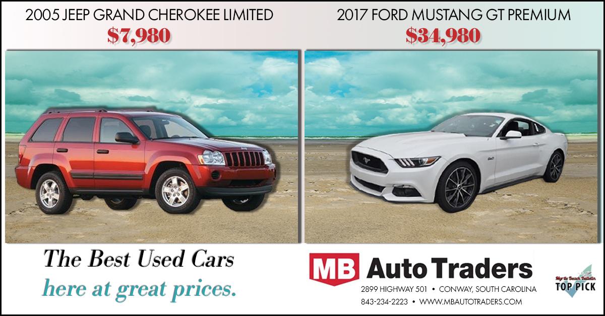 MB Auto Traders - Tad Saine Design
